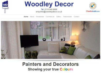 Reading Painters and Decorators