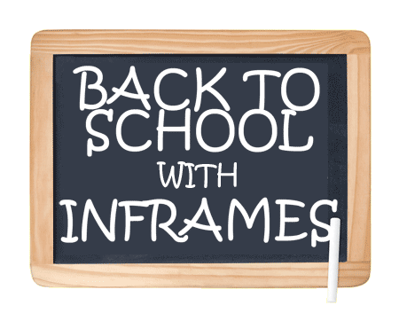 Back to School with inframes - advice for single mums starting up an internet-based business in 2011